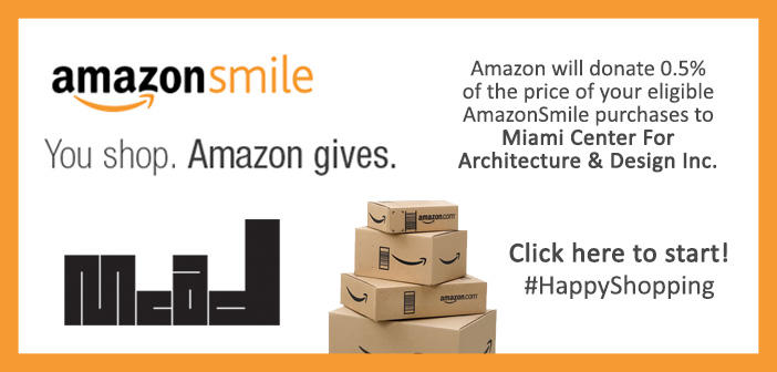Donate to MCAD by shopping at Amazon!