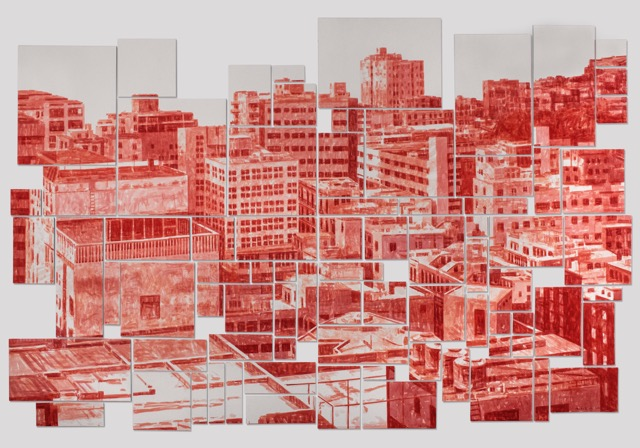 Gustavo Acosta: Ciudad con Vista al Mar