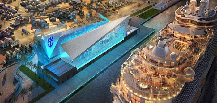 Innovation in Architecture with Royal Caribbean Cruise Line | Miami
