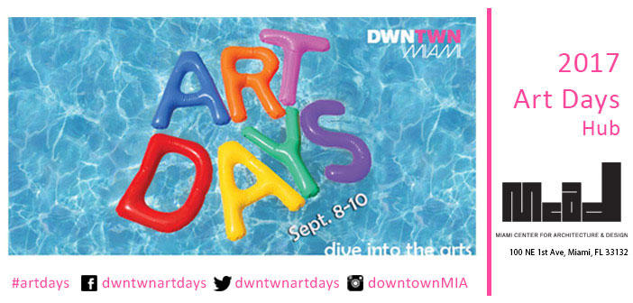 CANCELLED DUE TO HURRICANE - Arts Days