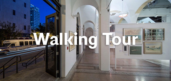 Walking Tour Through the Downtown Miami Historic District