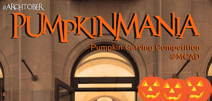 Pumpkin Mania: Architecture Theme Pumpkin Carving Competition