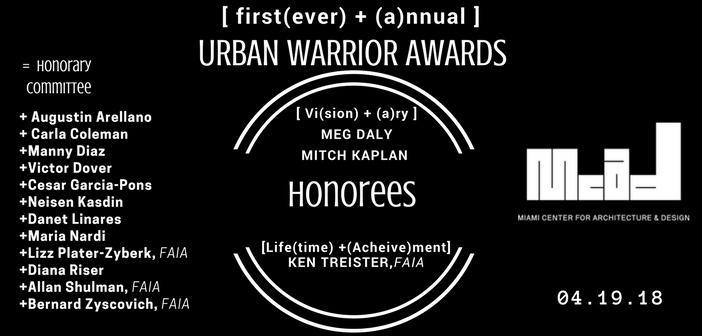 MCAD's First Ever Urban Warrior Awards!