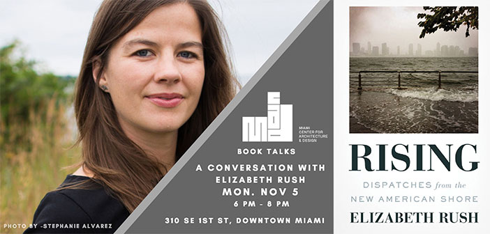 MCAD Book Talks: A Conversation with Elizabeth Rush