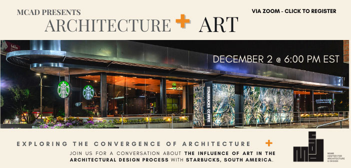Architecture + Art / Exploring the Convergence of Architecture with Starbucks South America