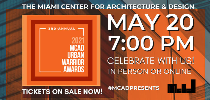 3<sup>rd</sup> Annual MCAD Urban Warrior Awards