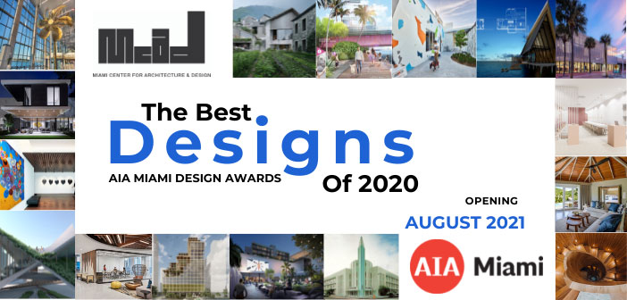 The Best Designs of 2020 Opening Reception